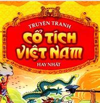 Tải phần mềm truyện tranh cổ tích Việt Nam