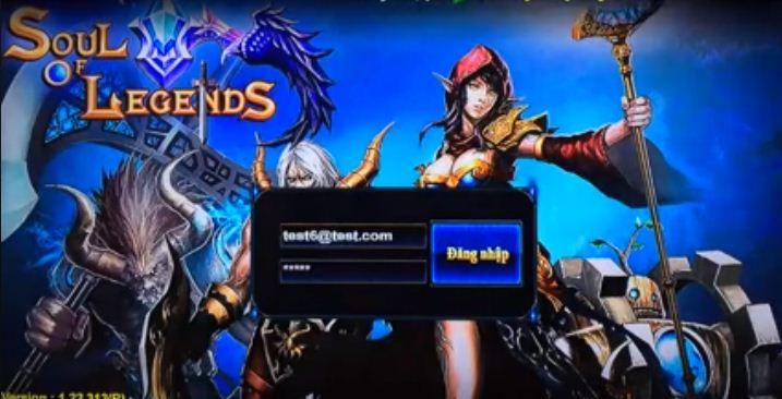 Tải game Soul Of Legends - Linh hồn huyền thoại